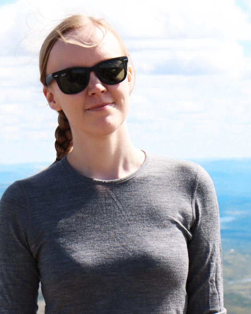 Bilde av daglig leder Linn Øie i Cingulum