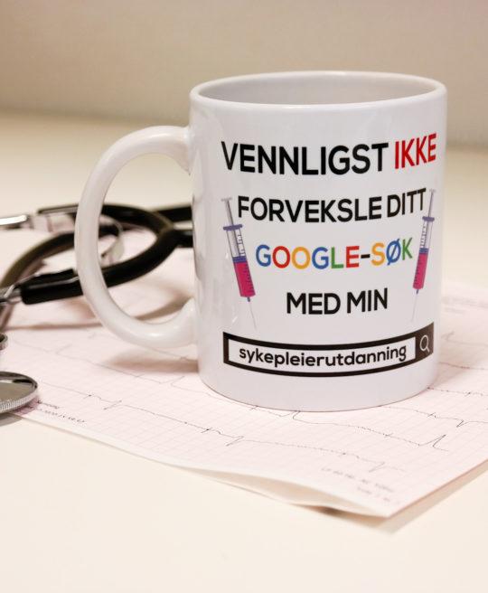 Bilde av kaffekrus til sykepleiere, Cingulum