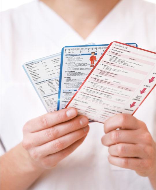 Bilde av Den ultimate referansepakken med medisinske referansekort fra Cingulum