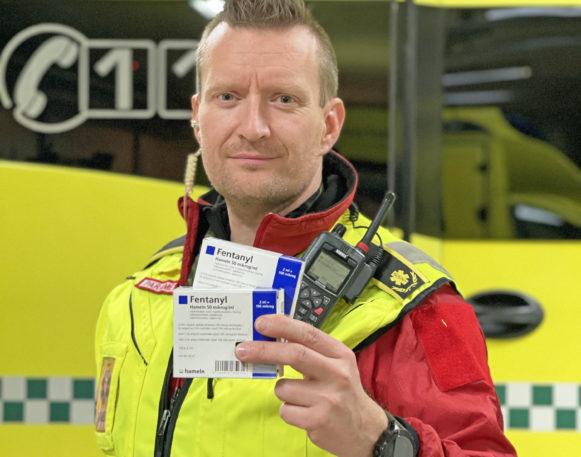 Paramedic Erik Emberland Andersen, Cingulum AS
