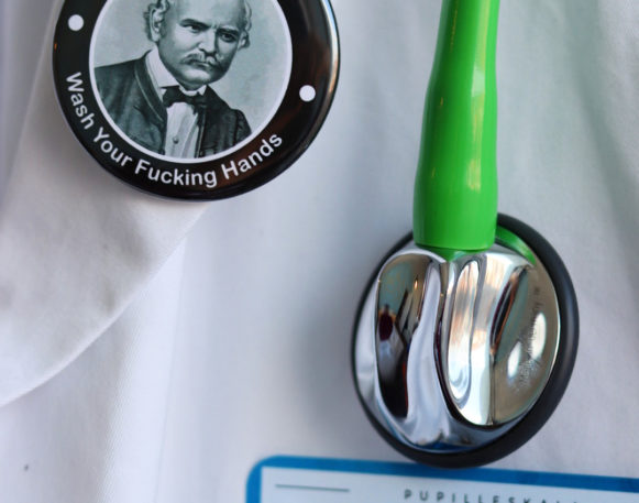 Bilde av Semmelweis-button for helsepersonell, Cingulum
