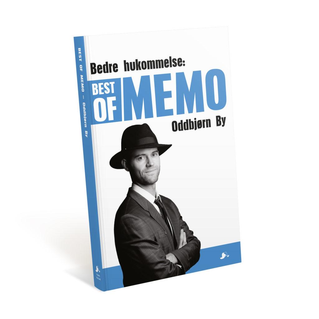 Memo er en teknikk for å huske bedre, og her får du tips fra Oddbjørn By