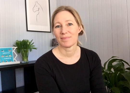 Bilde av Marit Segbø, Cingulum