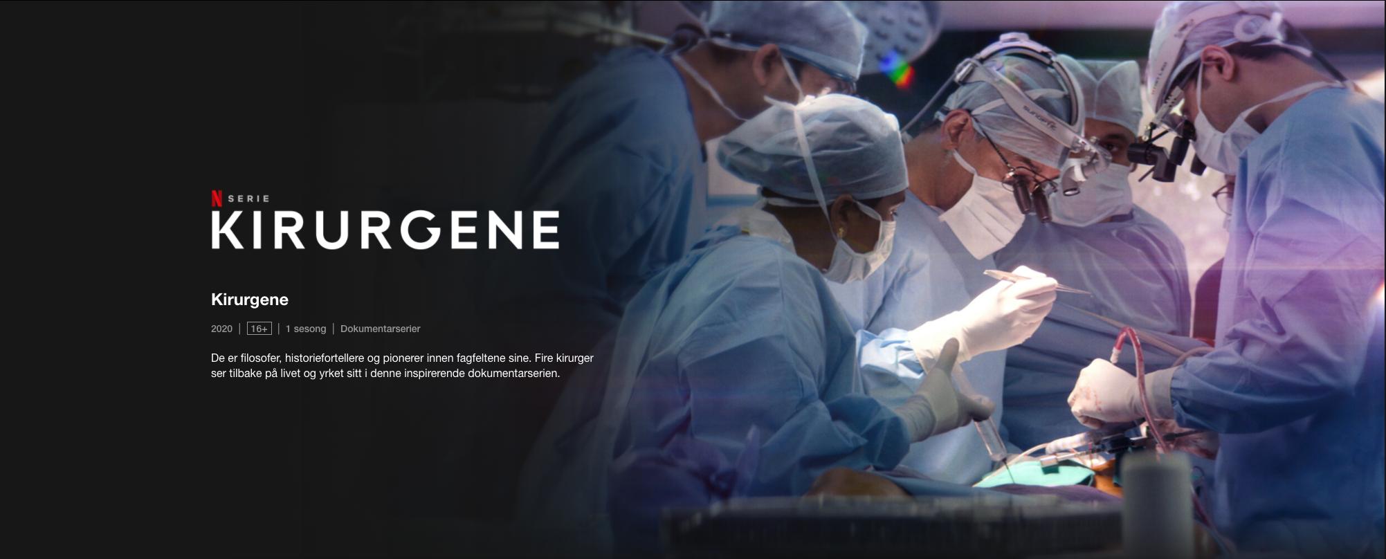 bilde-fra-netflix-dokumentar-kirurgene