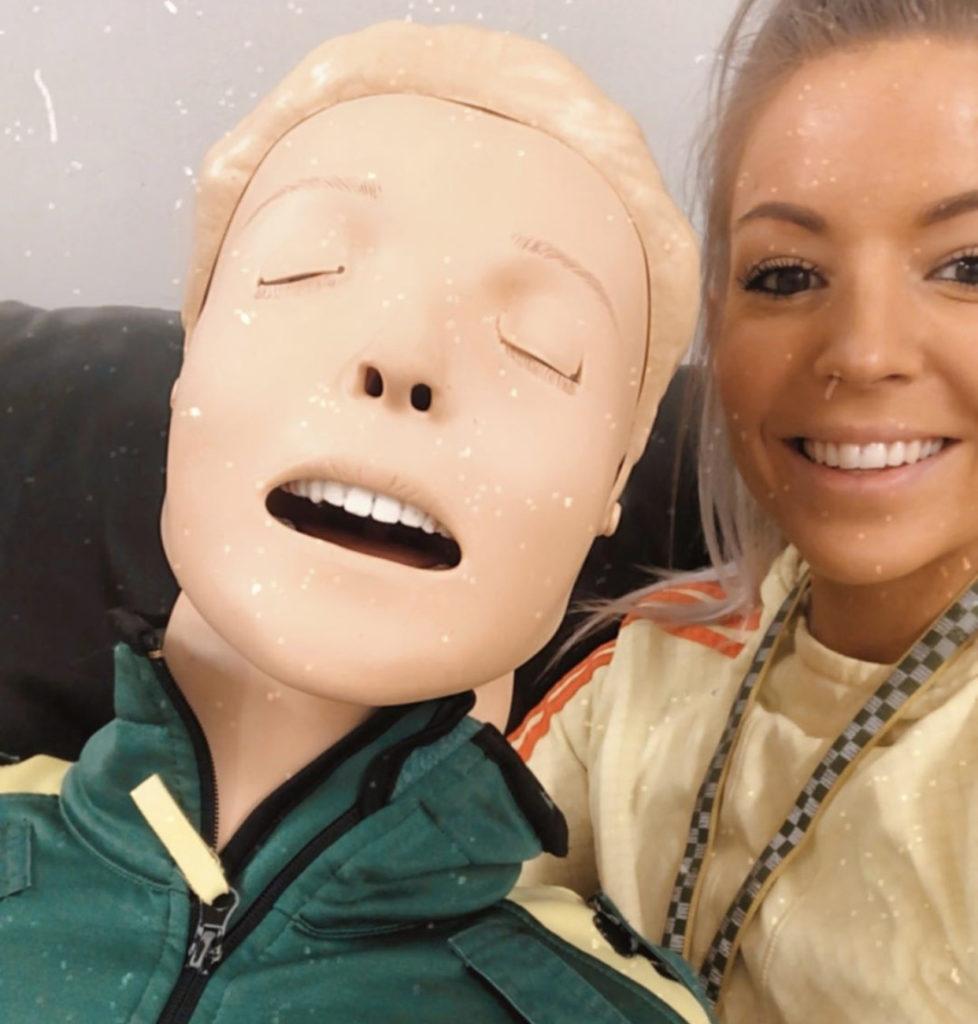 Anne-Kari Vangen-ambulansearbeider-cingulum