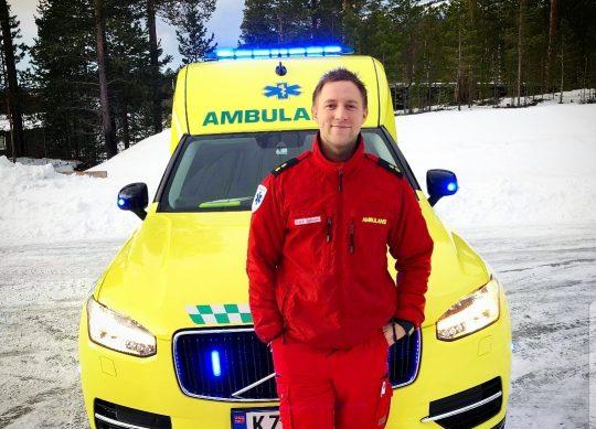 Hans-gøran-Lokken-ambulansearbeider-cingulum