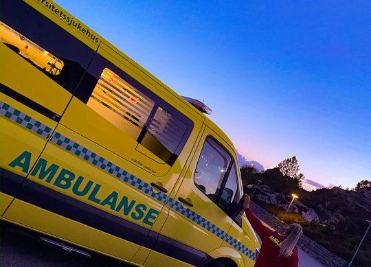 Ambulanse-blalys-cingulum