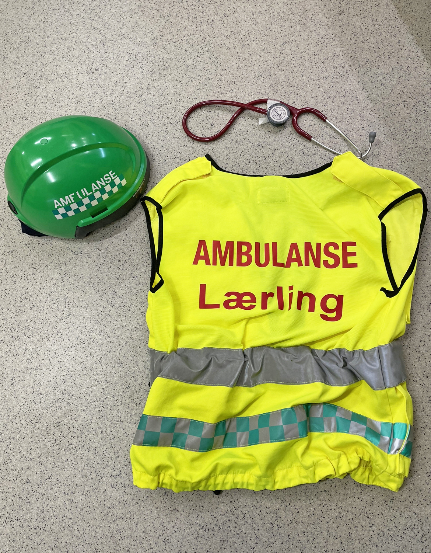 Ambulanselaerling-cingulum