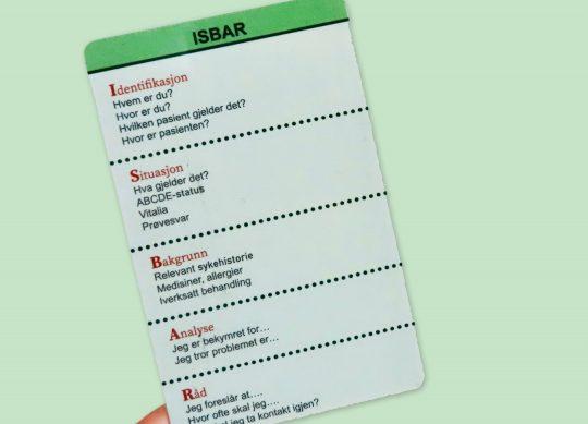 ISBAR--medisinsk-referansekort-cingulum_2